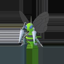 Beedrill - Shiny