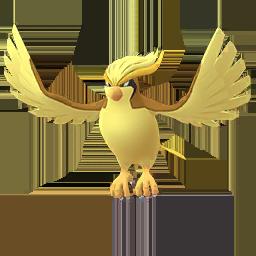 Pidgeot - Shiny