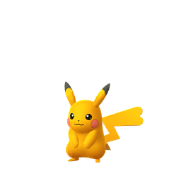 Pikachu - Shiny