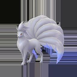 Ninetales - Shiny
