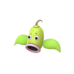 Weepinbell - Shiny