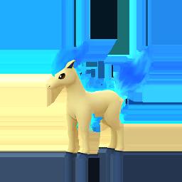 Ponyta - Shiny