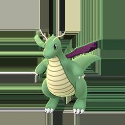 Dragonite - Shiny