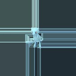 Mew - Shiny