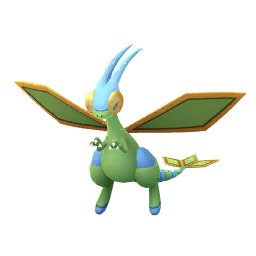 Flygon - Shiny