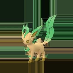 Leafeon - Shiny