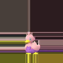 Ducklett - Shiny