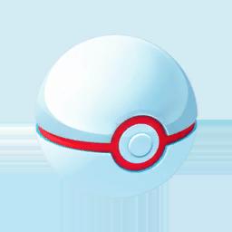 Pokémon GO Premier Ball